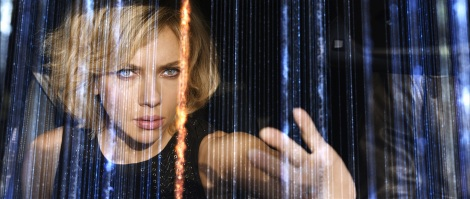 """Scarlett Johansson stars as Lucy in Luc Besson's """"Lucy,"""" a sci-fi action that plays with the theory of humans using more than 10 percent of their brain. Photo courtesy of trailers.apple.com."""
