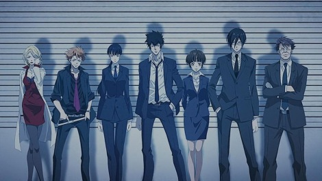 Psycho-Pass || Photo from: http://www.animevice.com/