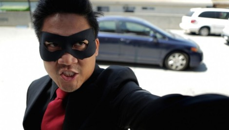 Dante Basco stars as one of the villains, alongside Aaron Takahashi. Image courtesy of laapff.festpro.com.