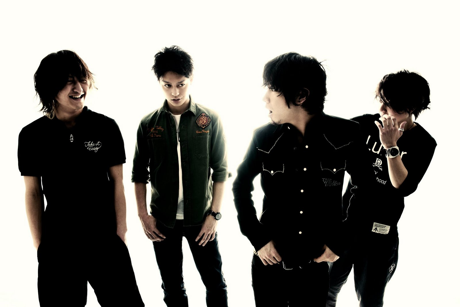 One ok Rock Japanese Logo One ok Rock is The First