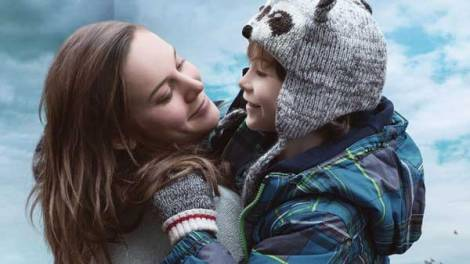 """Brie Larson and Jacob Tremblay in """"Room."""" / A24"""
