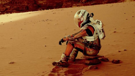 """""""The Martian"""" / Photo credit to 20th Century Fox"""