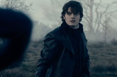 "Sam Riley stars in ""Pride and Prejudice and Zombies"" as zombie expert Mr. Darcy. / Screen Gems"