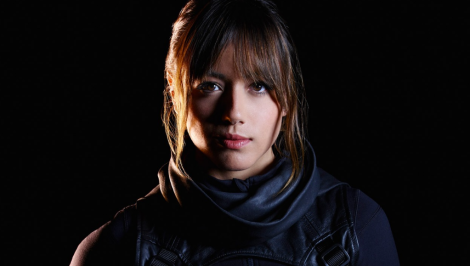 "Daisy 'Skye' Johnson from ""Agents of S.H.I.E.L.D.,"" played by Chloe Bennet"