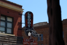 You can find many cool Western shops all around town. / Photo by Parker Conley