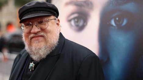 """Fantasy author George R.R. Martin wrote the series """"A Song of Ice and Fire."""" The first book """"Game of Thrones"""" released 20 years ago today. / Photo courtesy of nerdcoremovement.com"""