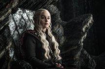 Daenerys Targaryen (Emilia Clarke)   Photo credit: Helen Sloan/HBO