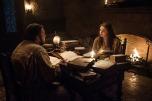 Samwell Tarly (John Bradley), Gilly (Hannah Murray) | Photo by Helen Sloan/HBO